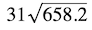move the decimal place