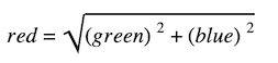 distance and midpoint formula: Pythagorean theorem formula showing square root of each side