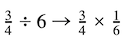 inverse the whole number
