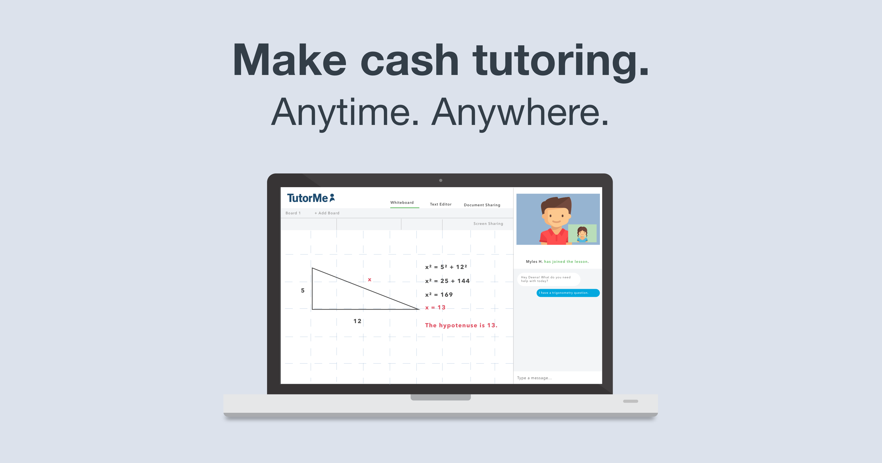 Apply for Online Tutoring Jobs | TutorMe